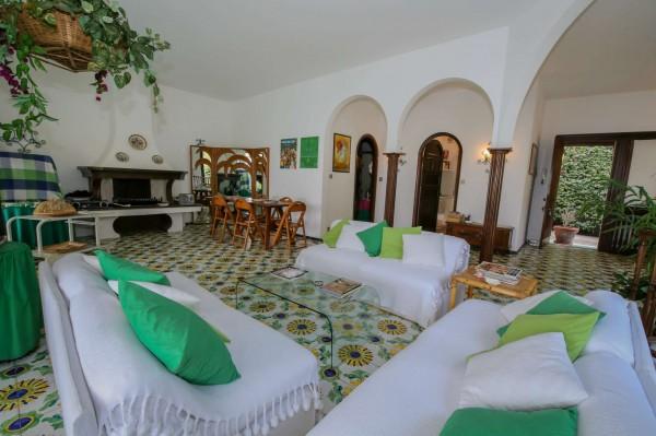 Villa in vendita a Zoagli, Marina Di Bardi, Con giardino, 267 mq - Foto 20