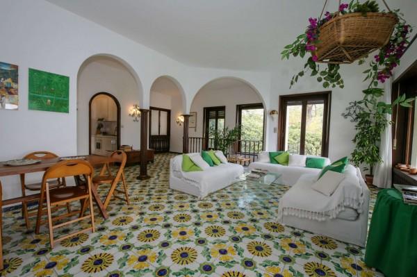 Villa in vendita a Zoagli, Marina Di Bardi, Con giardino, 267 mq - Foto 21