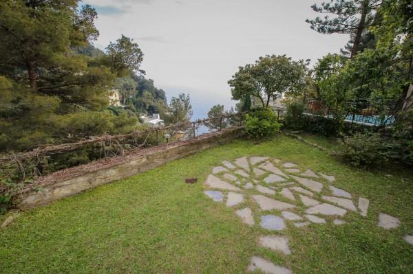 Villa in vendita a Zoagli, Marina Di Bardi, Con giardino, 267 mq - Foto 27