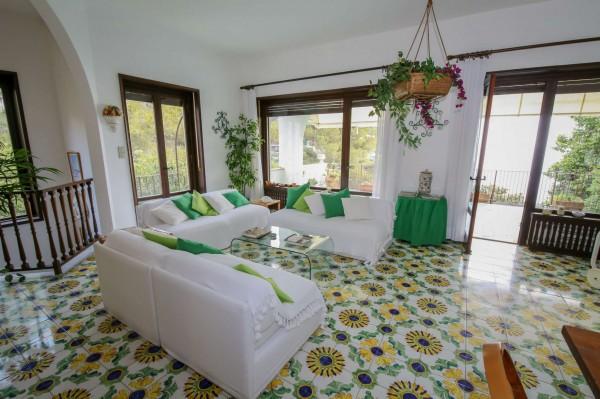 Villa in vendita a Zoagli, Marina Di Bardi, Con giardino, 267 mq - Foto 24
