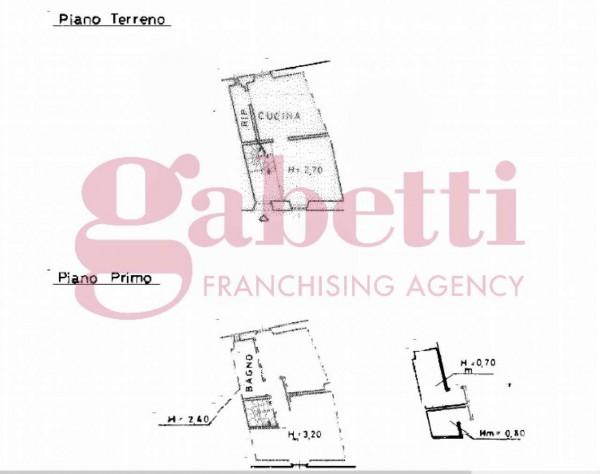 Casa indipendente in vendita a Firenze, Rovezzano, 70 mq - Foto 6