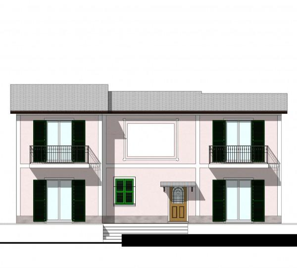 Casa indipendente in vendita a Rapallo, Ronco, Con giardino, 71 mq - Foto 20