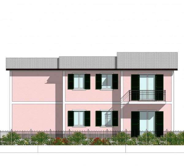 Casa indipendente in vendita a Rapallo, Ronco, Con giardino, 71 mq - Foto 22