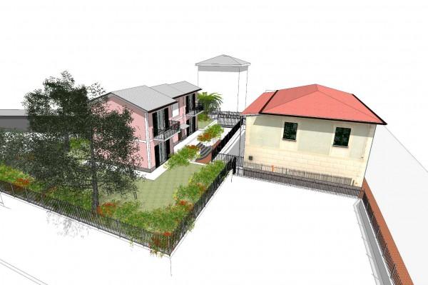Casa indipendente in vendita a Rapallo, Ronco, Con giardino, 71 mq