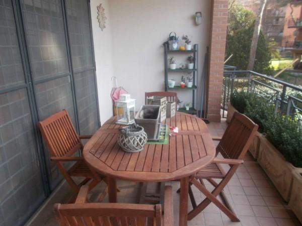 Appartamento in vendita a Roma, Boccea-acqua Fredda, Con giardino, 115 mq - Foto 18