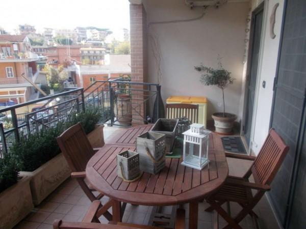Appartamento in vendita a Roma, Boccea-acqua Fredda, Con giardino, 115 mq - Foto 17