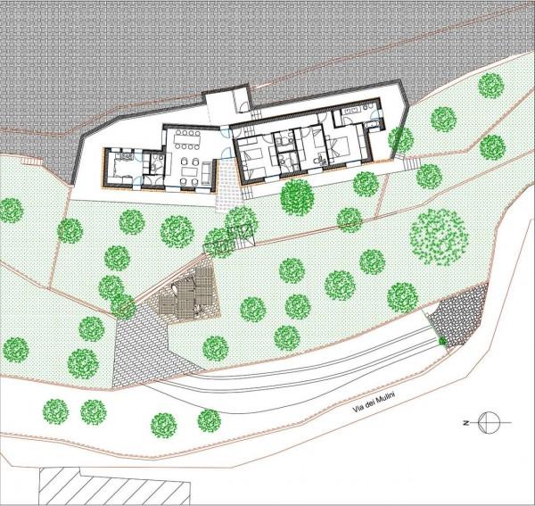 Villa in vendita a Zoagli, Zoagli, Con giardino, 150 mq - Foto 5