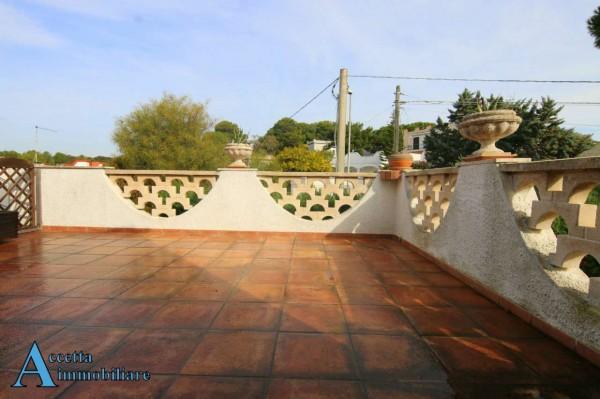Villa in vendita a Leporano, Residenziale, Con giardino, 180 mq - Foto 5
