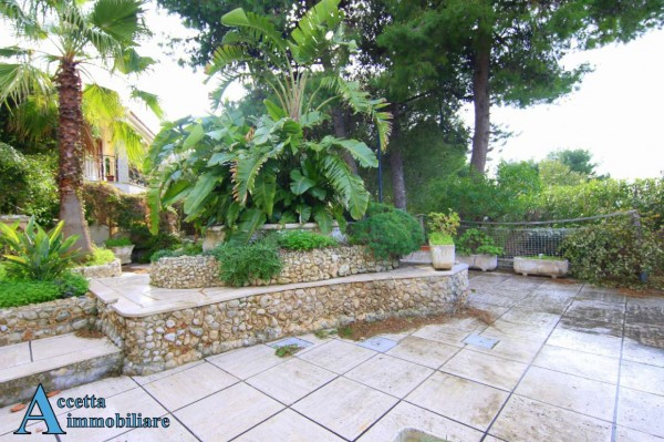 Villa in vendita a Leporano, Residenziale, Con giardino, 180 mq - Foto 16
