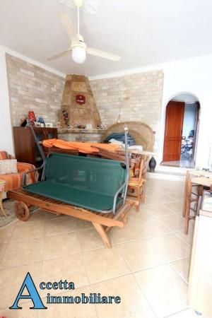 Villa in vendita a Leporano, Residenziale, Con giardino, 180 mq - Foto 15