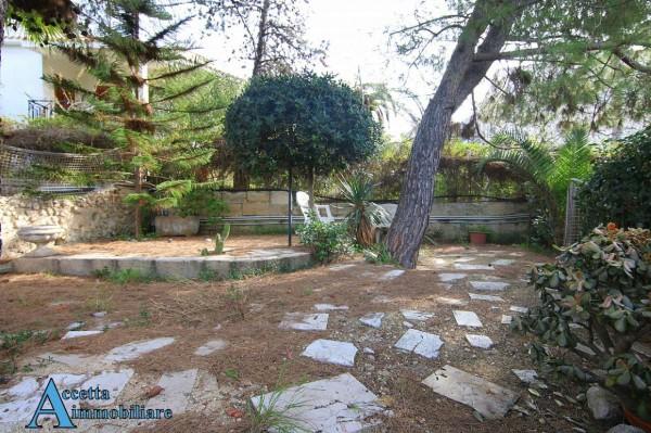 Villa in vendita a Leporano, Residenziale, Con giardino, 180 mq - Foto 4