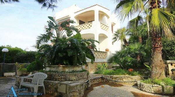 Villa in vendita a Leporano, Residenziale, Con giardino, 180 mq - Foto 1