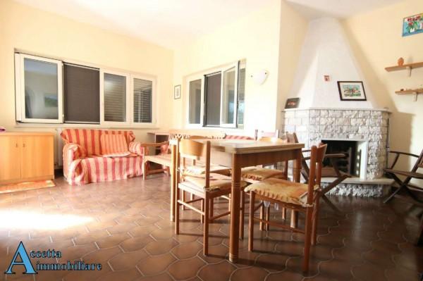 Villa in vendita a Leporano, Residenziale, Con giardino, 180 mq - Foto 9