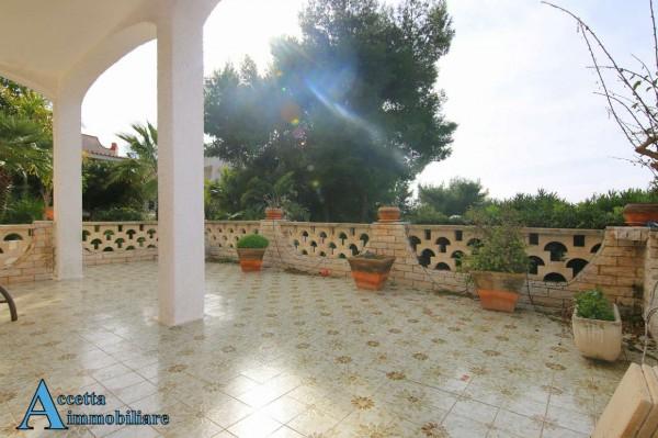 Villa in vendita a Leporano, Residenziale, Con giardino, 180 mq - Foto 18