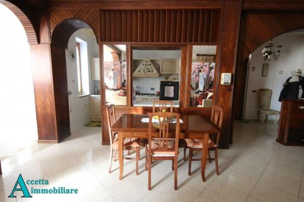 Villa in vendita a Taranto, Residenziale, Con giardino, 250 mq - Foto 17