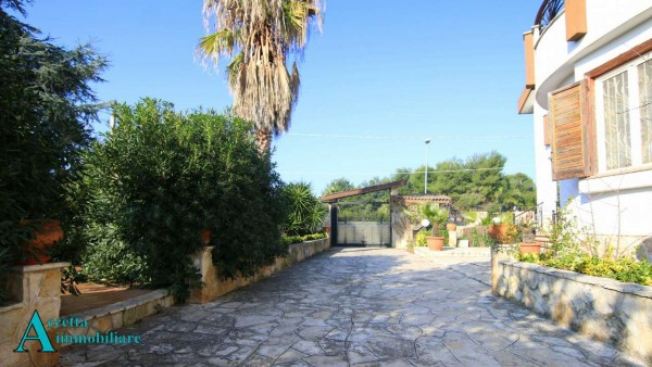 Villa in vendita a Taranto, Residenziale, Con giardino, 250 mq - Foto 20