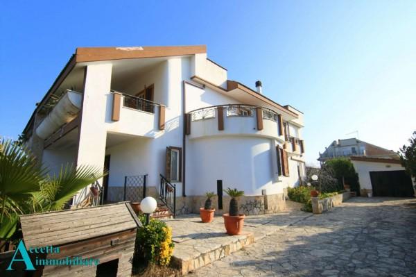 Villa in vendita a Taranto, Residenziale, Con giardino, 250 mq - Foto 1