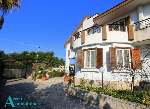 Villa in vendita a Taranto, Residenziale, Con giardino, 250 mq - Foto 21