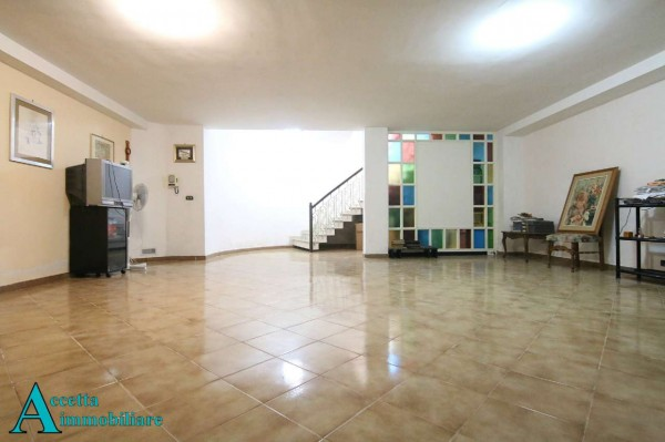 Villa in vendita a Taranto, Residenziale, Con giardino, 250 mq - Foto 4