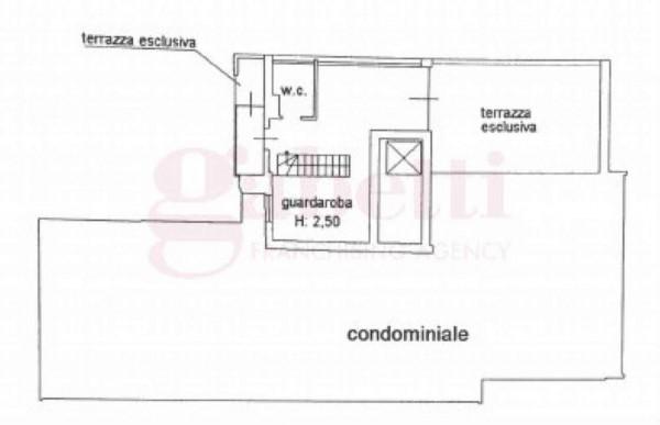 Appartamento in vendita a Firenze, Campo Di Marte, 200 mq - Foto 3
