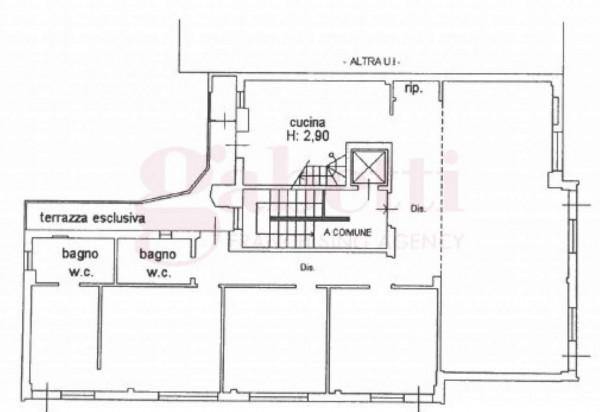 Appartamento in vendita a Firenze, Campo Di Marte, 200 mq - Foto 4
