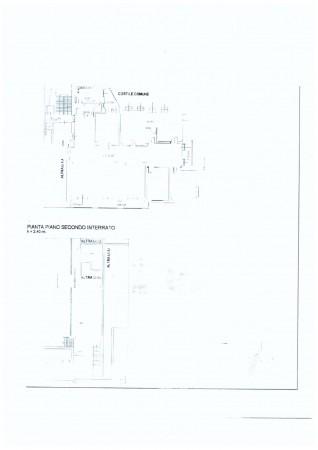 Appartamento in vendita a Milano, Magenta, 230 mq - Foto 2
