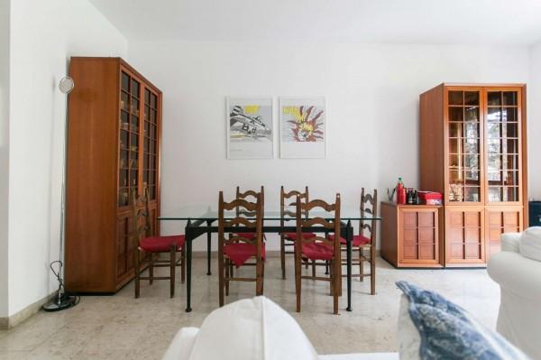 Appartamento in vendita a Milano, Cenisio, Con giardino, 130 mq - Foto 22