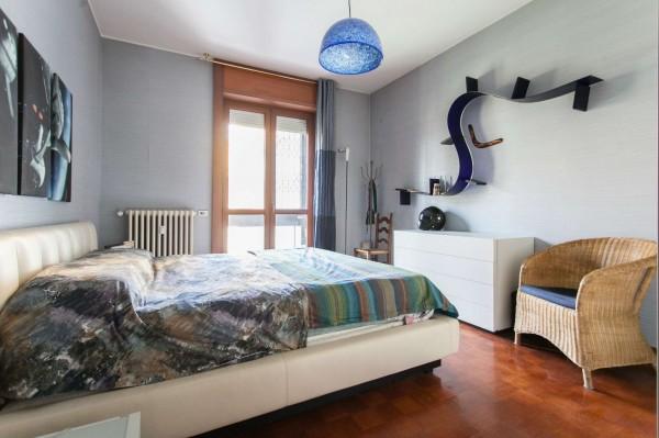 Appartamento in vendita a Milano, Cenisio, Con giardino, 130 mq - Foto 9