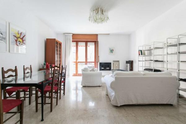Appartamento in vendita a Milano, Cenisio, Con giardino, 130 mq - Foto 21