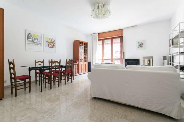 Appartamento in vendita a Milano, Cenisio, Con giardino, 130 mq - Foto 20