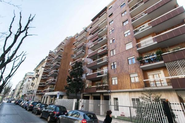 Appartamento in vendita a Milano, Cenisio, Con giardino, 130 mq - Foto 4