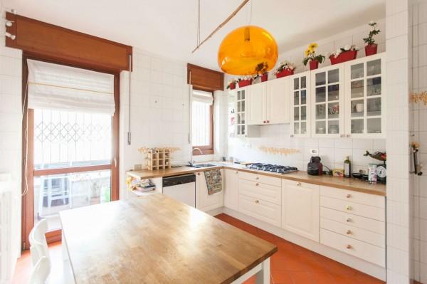 Appartamento in vendita a Milano, Cenisio, Con giardino, 130 mq - Foto 15