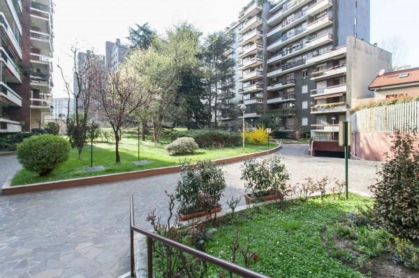 Appartamento in vendita a Milano, Cenisio, Con giardino, 130 mq - Foto 5