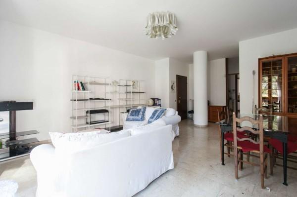 Appartamento in vendita a Milano, Cenisio, Con giardino, 130 mq