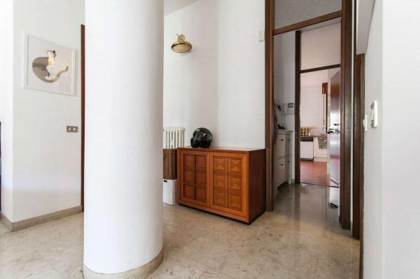 Appartamento in vendita a Milano, Cenisio, Con giardino, 130 mq - Foto 17
