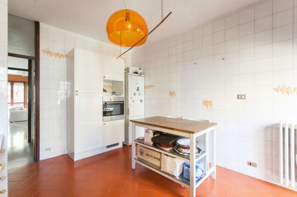 Appartamento in vendita a Milano, Cenisio, Con giardino, 130 mq - Foto 13