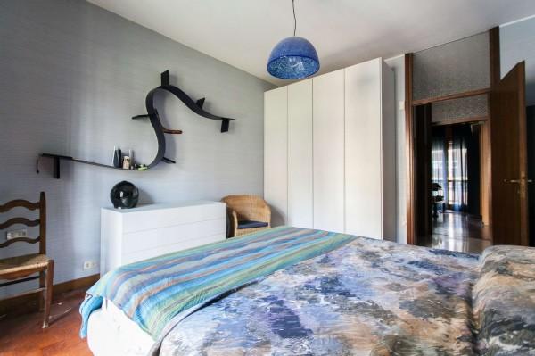 Appartamento in vendita a Milano, Cenisio, Con giardino, 130 mq - Foto 8