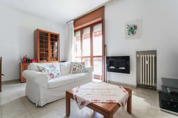 Appartamento in vendita a Milano, Cenisio, Con giardino, 130 mq - Foto 23