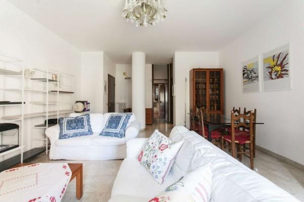 Appartamento in vendita a Milano, Cenisio, Con giardino, 130 mq - Foto 18