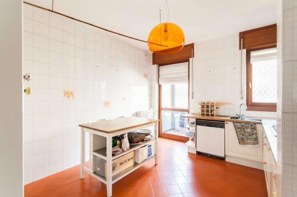 Appartamento in vendita a Milano, Cenisio, Con giardino, 130 mq - Foto 14