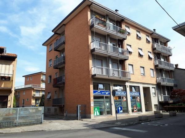 Appartamento in vendita a Origgio, Centro, Con giardino, 90 mq - Foto 11
