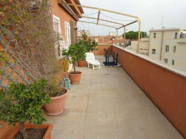 Appartamento in vendita a Roma, Battistini, Con giardino, 90 mq - Foto 16