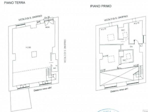 Ufficio in vendita a Roma, Centro Storico, Con giardino, 340 mq - Foto 3