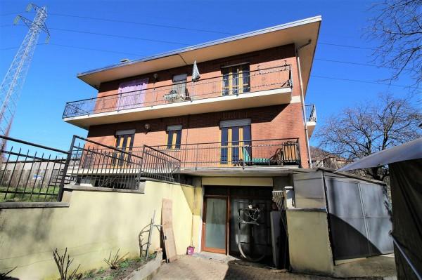 Appartamento in vendita a Caselette, Periferia, Con giardino, 80 mq - Foto 3