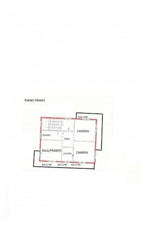 Appartamento in vendita a Caselette, Periferia, Con giardino, 80 mq - Foto 7