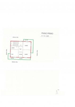 Appartamento in vendita a Caselette, Periferia, Con giardino, 80 mq - Foto 5