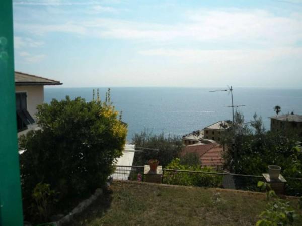 Appartamento in vendita a Camogli, Con giardino, 130 mq - Foto 8