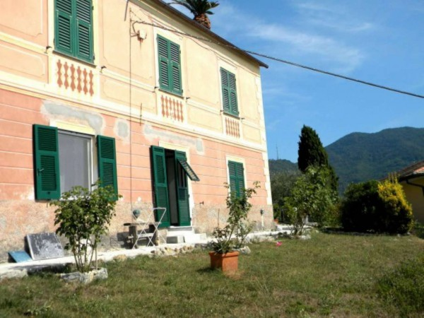 Appartamento in vendita a Camogli, Con giardino, 130 mq - Foto 1