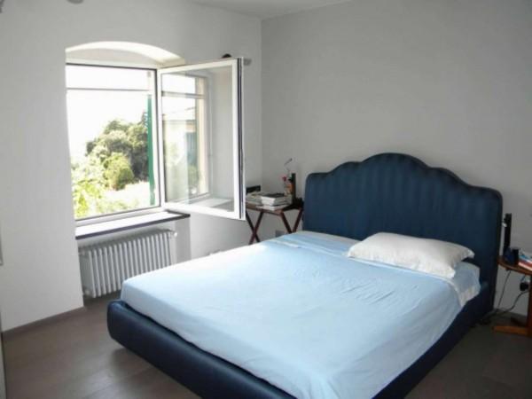 Appartamento in vendita a Camogli, Con giardino, 130 mq - Foto 4