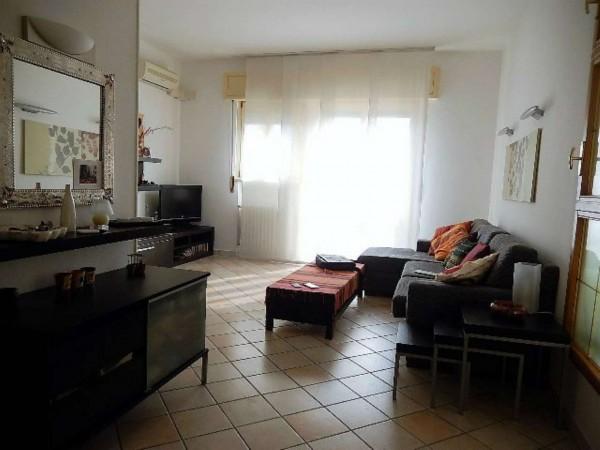 Appartamento in vendita a Forlì, Centro Storico, Con giardino, 130 mq